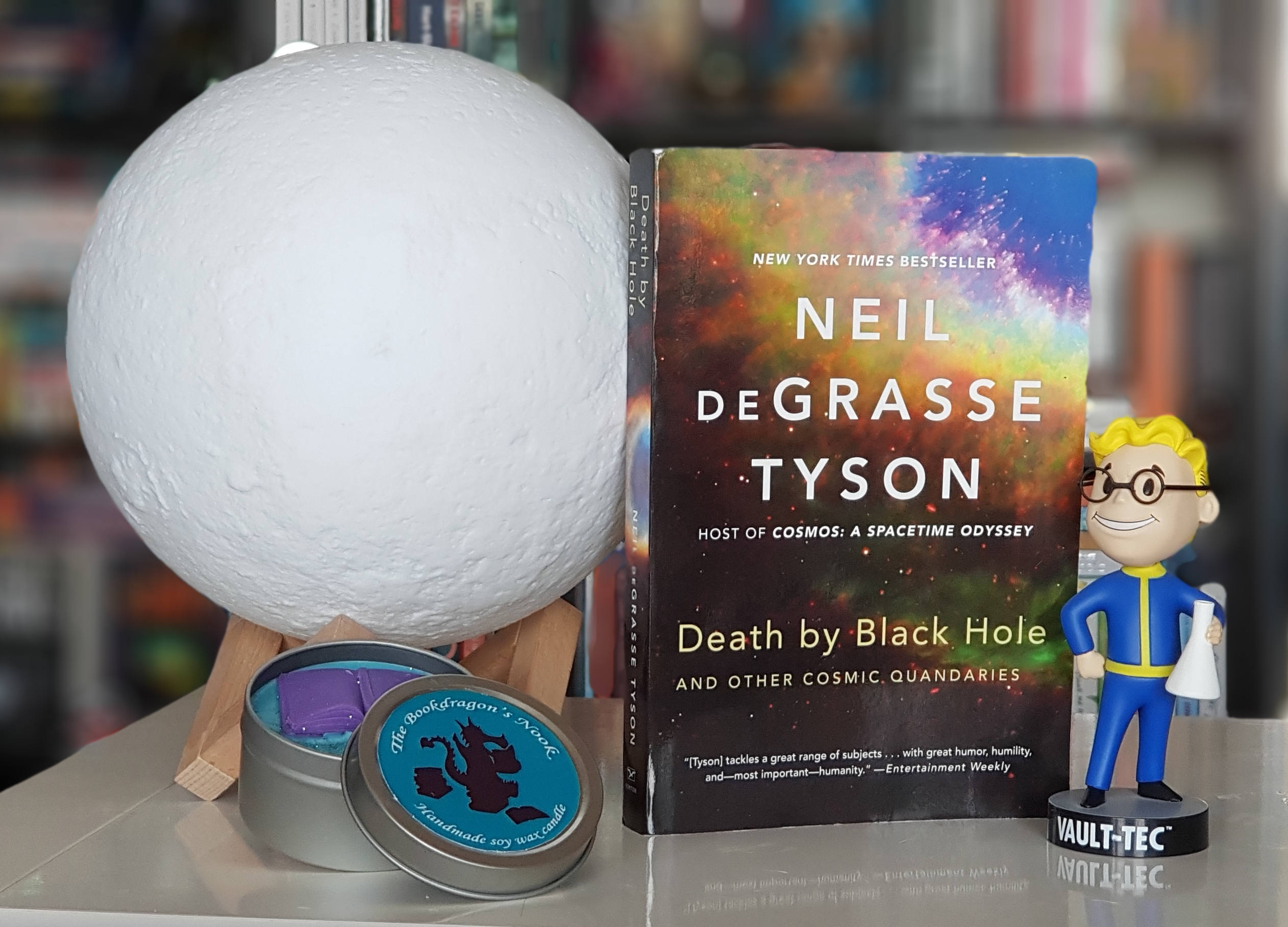 Death by Black Hole 1