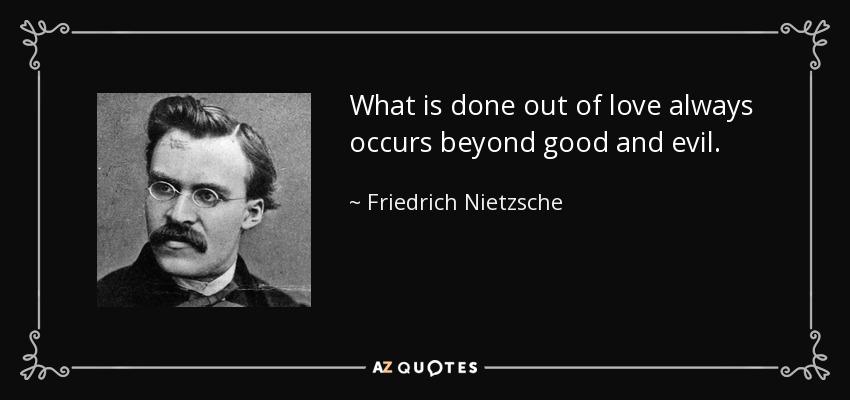 Nietzsche Quote