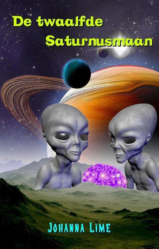 De Twaalfde Saturnusmaan - Kaft