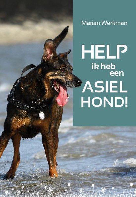 Help ik heb een asielhond - kaft