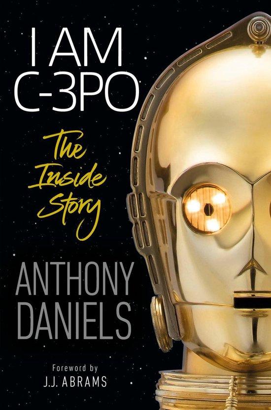 I am C-3PO kaft