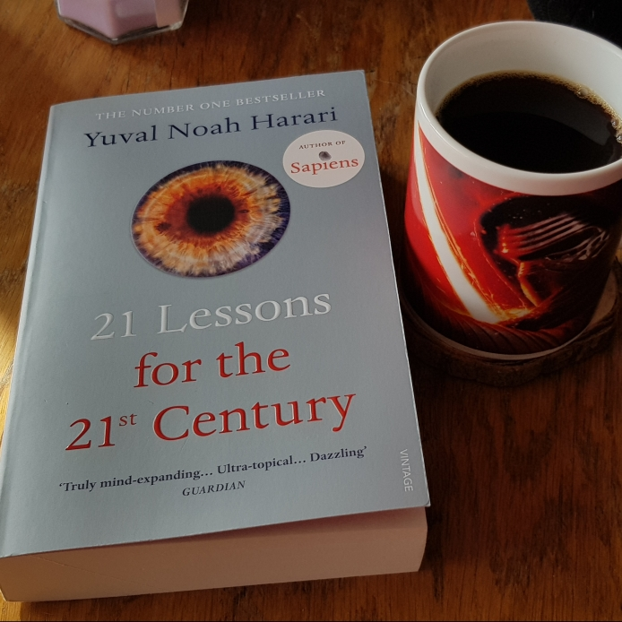 21 Lessons for the 21st Century - 2