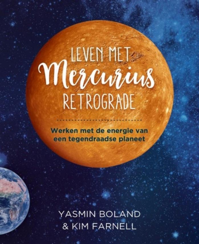 Leven met Mercurius retrogade - Kaft
