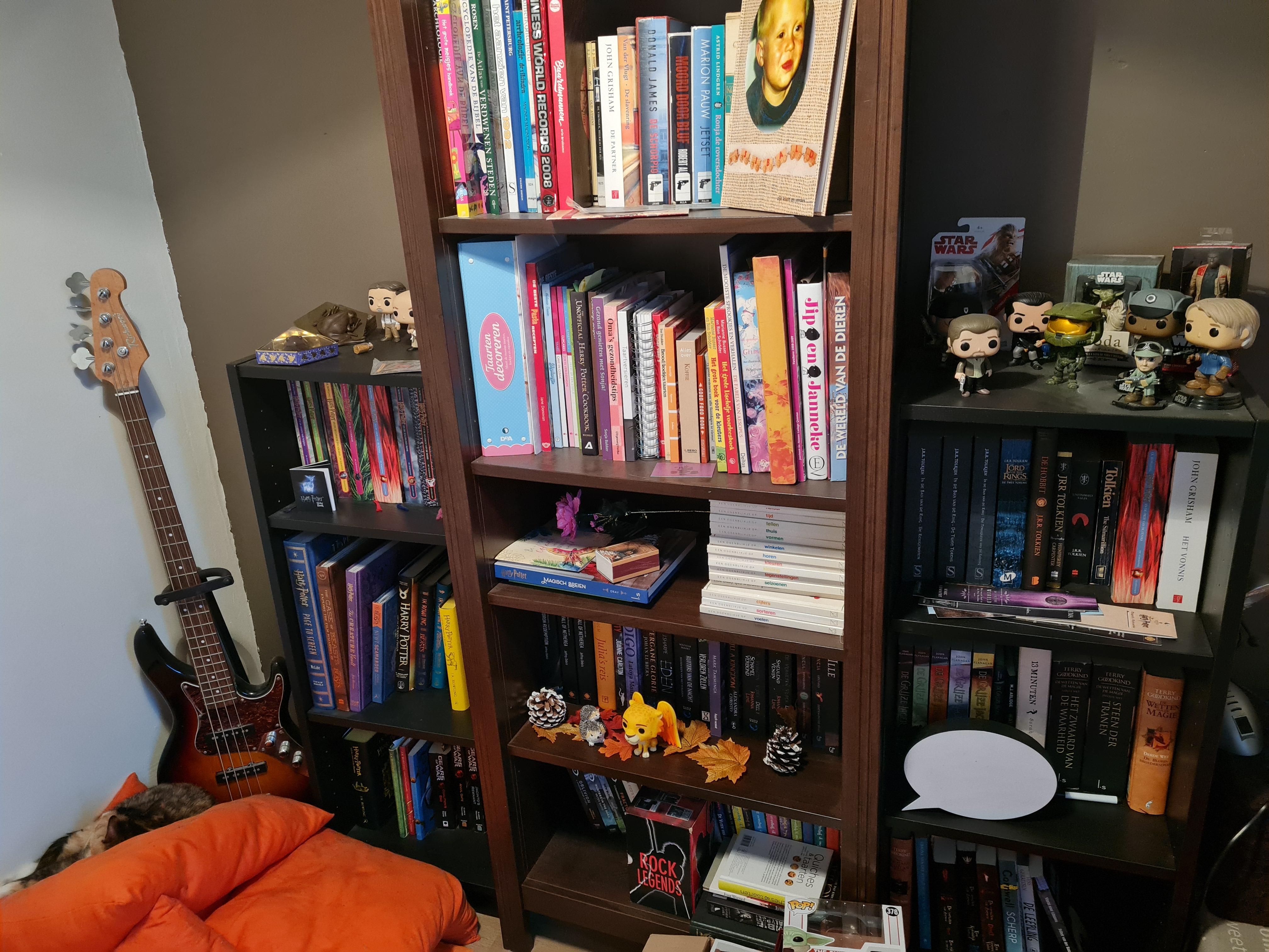 Sebastiaan boekenkast