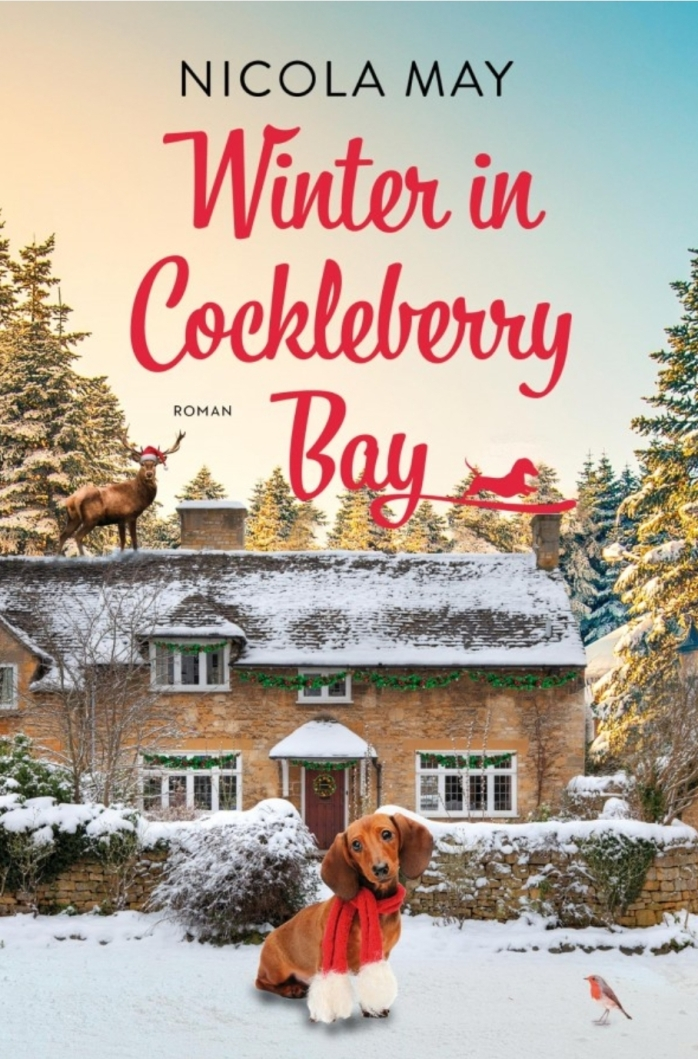 Winter in Cockleberry Bay - Kaft