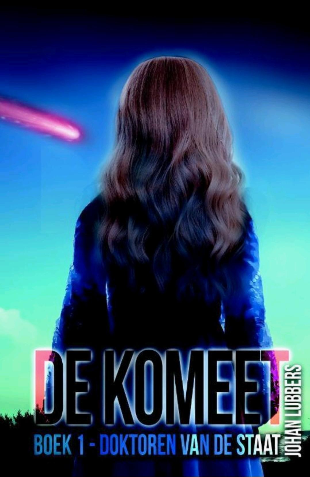 De Komeet - Kaft