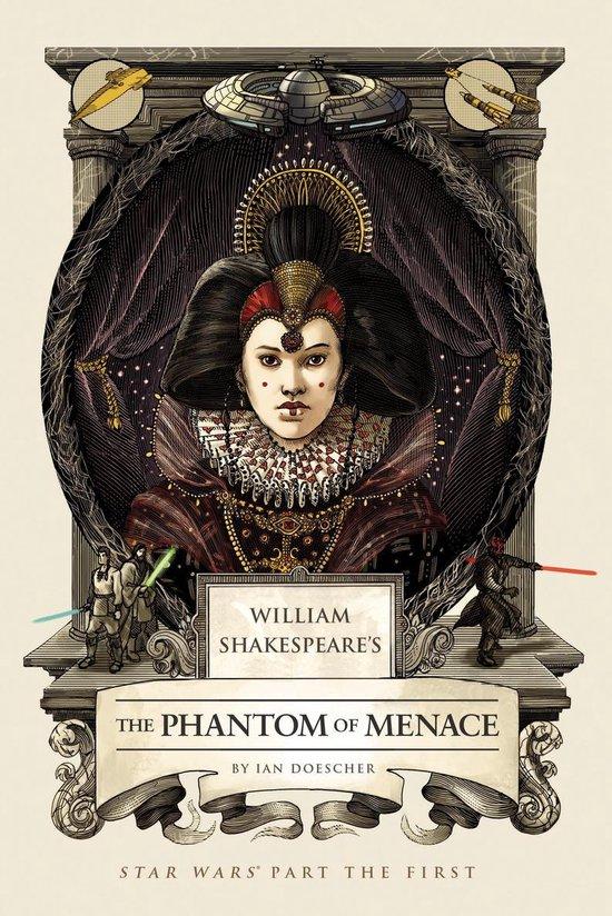 The Phantom of Menace - Kaft