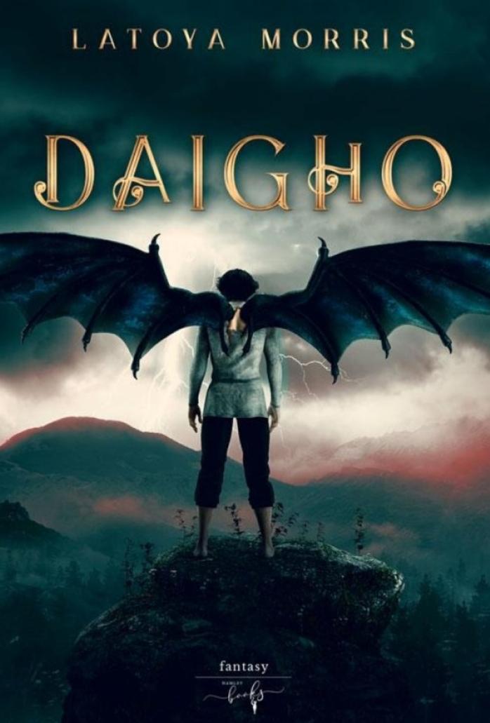 Daigho - Kaft