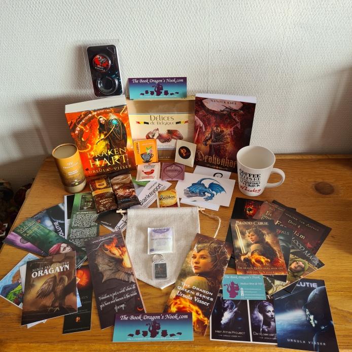 Drakenhart Giveaway 1