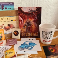 Drakenhart Giveaway 3