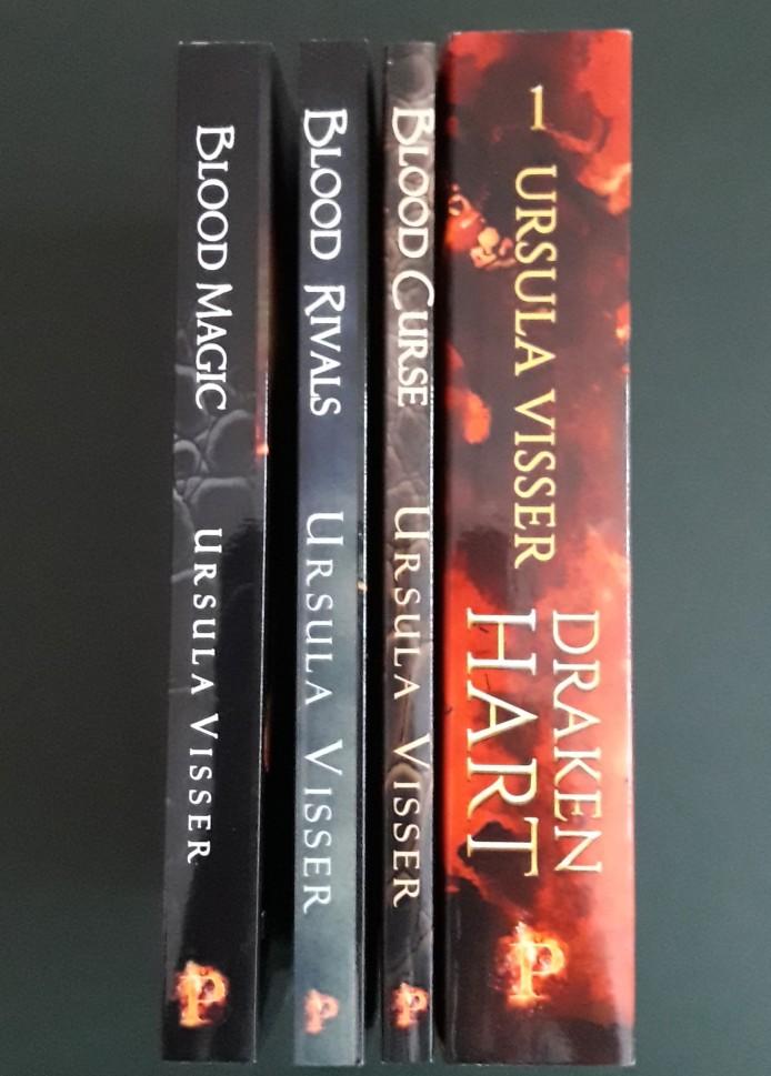 De transformatie van drie losse Engelse boeken naar één Nederlandstalig boek! :)