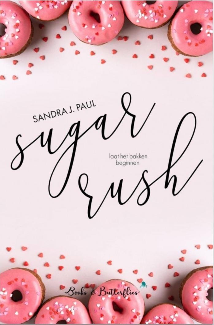 Sugar Rush - Kaft