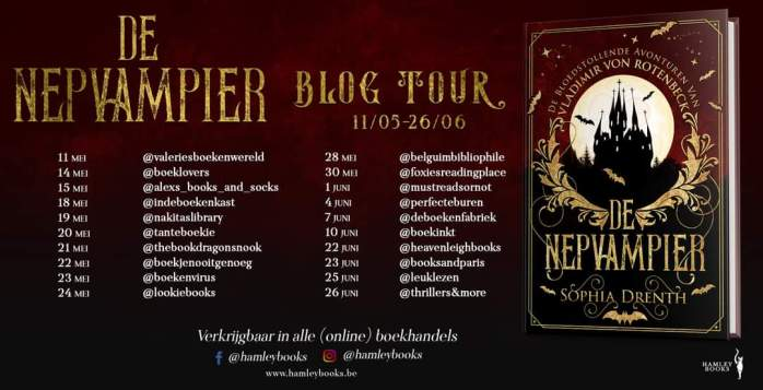 De Nepvampier - Banner