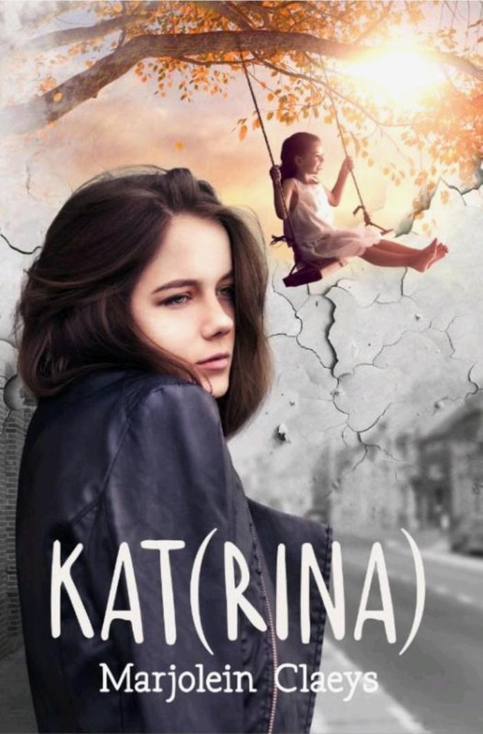 Kat(rina) - Kaft