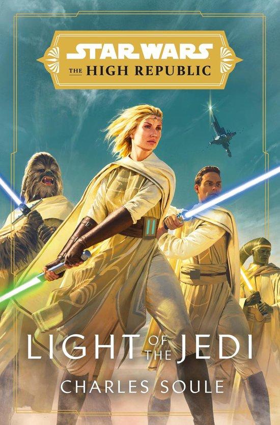 Light of the Jedi - Kaft