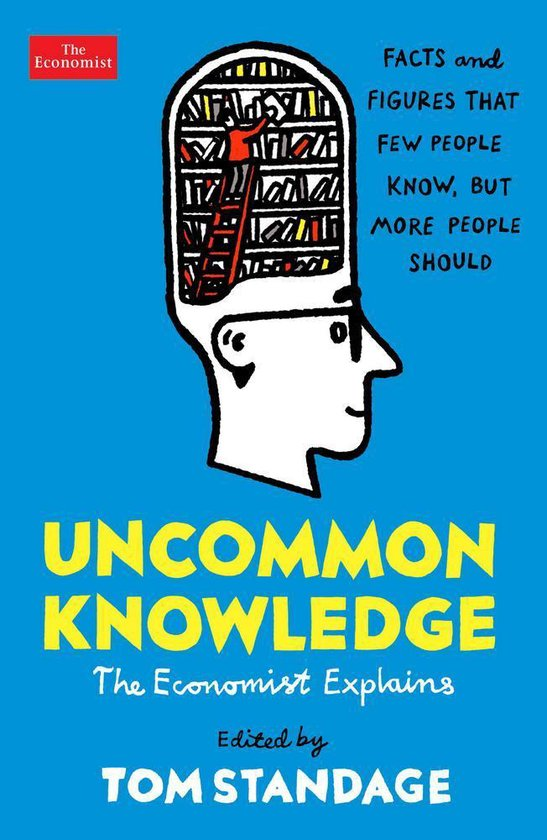 Uncommon Knowledge - Kaft